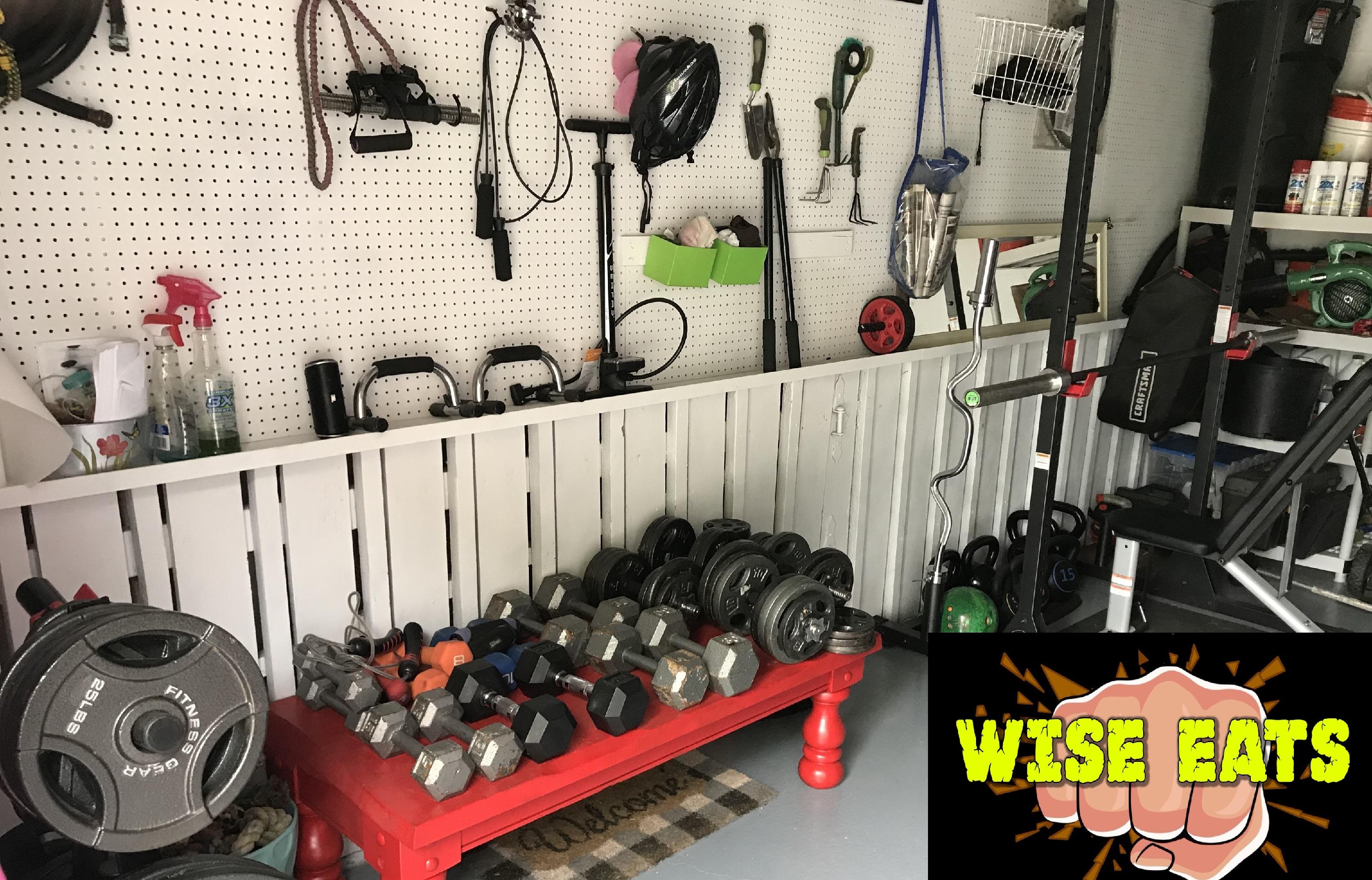Top home gym equipment necessities u wise eats